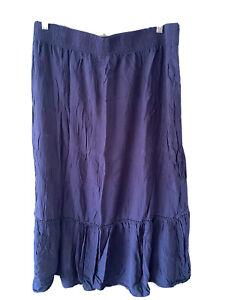 KATIES Long Bohemian Skirt Size 16 Casual