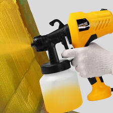 Electric Handheld Spray Gun High Power Home Electric Airbrush For Painting Cars