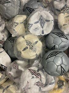 50x Umbro Fußball - verschiedene Jahrgänge Größen Farben - Soccer - Bälle