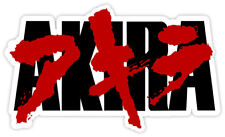 "AKIRA logo sticker decal 5"" x 3"""