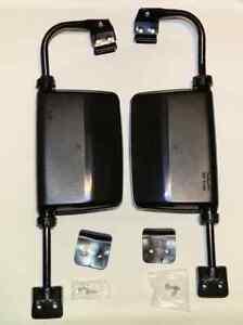 for Mitsubishi Pajero Montero 1982-1991 Side Mirrors  Set