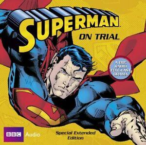 Superman: Superman on Trial (BBC Audio) - Books