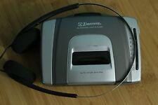 Emerson Ew96B Am-Fm Stereo Cassette Player vintage style audio w/ headphones