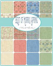 Best of Morris Spring Fat Quarters - Moda Quilting Cotton Fabric