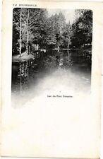 CPA  La Bourboule - Lac du Parc Fenestre  (220637)