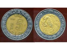 MEXIQUE 5 pesos 2007   ( bis )