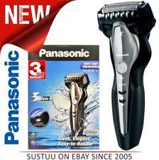 Afeitadoras y depiladoras eléctricas Panasonic color principal negro