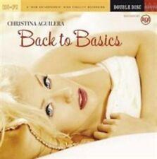 Christina Aguilera Back to Basics CD 22 Track 2 Disc Set European RCA 2006