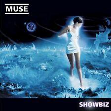 MUSE 'SHOWBIZ' 2 X 180G VINYL LP REISSUE - NEW & SEALED