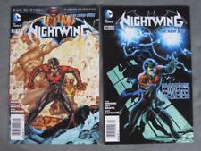 DC Comics New 52 Nightwing # 20 & 21 July and August 2013