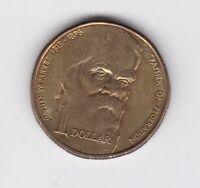 1996 $1 Coin  Australia  E-578