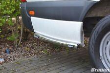 To Fit 2006 - 2014 L3 M LWB Mercedes Sprinter Rear Of Wheel Side Bar + LEDs