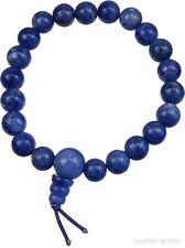 Bracelet porte bonheur: Mala en sodalite (meditation & protection)