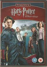 HARRY POTTER AND THE GOBLET OF FIRE DVD - YEAR FOUR - MAGICAL ENTERTAINMENT