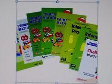 Singapore Math Primary Math Grade 5 bundle (8 books) US ED-FREE Expedited ship