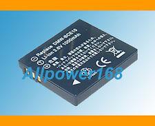 New Battery For Panasonic CGA-S008E Ricoh CX1 DB-70 R10 DMW-BCE10PP DMWBCE10PP