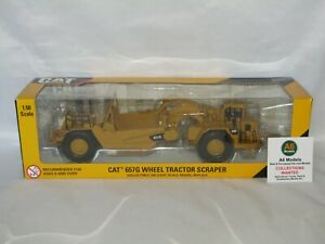 Norscot ~ Catapillar CAT 657G Wheel Tractor Scraper [As New/Sealed/Wired] 55175