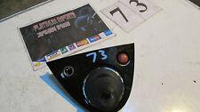 Honda civic type r s ep2 ep3 ev1 ev2 2001-2006 shift knob gear gaitor trim (73