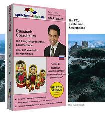 Russisch - Starter Kit, Sprachkurs für Ihren Urlaub in Russland