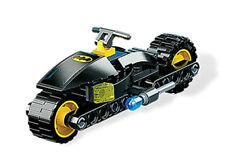 LEGO Superheroes DC Universe Batman 6860 Batcycle ONLY!! NO MINIFIG! NEW!