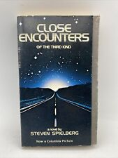 Close Encounters Of The Third Kind- 1978 Dell Pb, Second Print