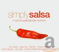 Simply Salsa, , Very Good, Audio CD