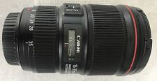 Objectif Canon ef 16-35 IS
