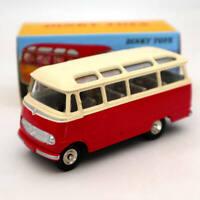 1:43 Atlas Dinky toys 541 Petit Autocar Mercedes Benz Small Bus Diecast Models