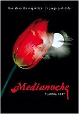 Medianoche By Claudia Gray (Spanish, Paperback)