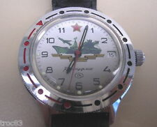 MONTRE MILITAIRE RUSSE MECANIQUE ANCIENNE COLLECTION