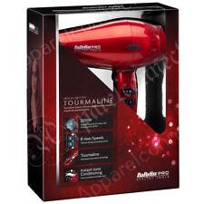 BaByliss Pro Tourmaline Ionic Hair Dryer 2100W 6 Heat/Speeds BAB6738RU