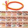 10 X Elastic Braided Hair Ties Band Rope Ponytail Holder Women Hair LJ