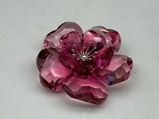 Swarovski Figurine Flower 5 CM Ø. Top Condition