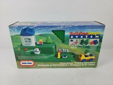 Little Tikes Building Scape playset building toy Country Adventure New