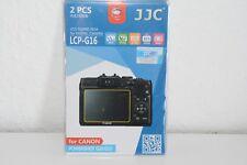Pellicola di protezione schermo Pellicola protezione DISPLAY PER LCD DISPLAY JJC Canon g15 g16
