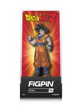 FiGPin Dragon Ball Super NEW * Goku * #22 Collector Pin Reissue Anime Manga