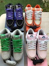 Nike Dunk Sb « Shoe Box »collection...size 42eu 7,5uk 8,5us