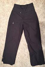 Women's Body Glove size medium Black ski snow pants nylon RCP
