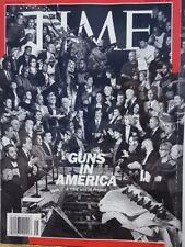 Time November 5 2018 Guns In America FREE SHIPPING CB