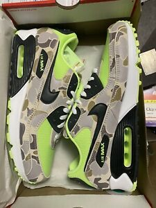 Nike Air Max 90 SP Camo Ghost Green Size US 11