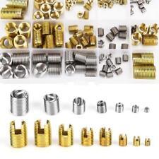 116 STK Gewindereparatur-Sortiment, Gewindeeinsätze, Gewindebuchse M 3 - M 12