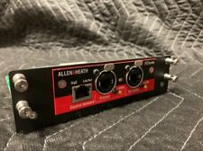 Allen & Heath dLive Dante Card M-Dante-A and M-Dl-Adapt-A Combo