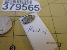 Forget-Me-Not Bracelet Link rachel Sterling Silver - Antique Wwii