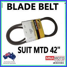RIDE ON MOWER BLADE BELT 42 INCH MTD CUB CADET ROVER MOWERS 754-04060 954-04060