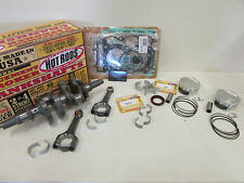 POLARIS RZR 1000 XP ENGINE REBUILD CRANKSHAFT, GASKETS, BEARINGS, PISTONS 14-15