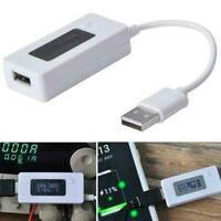 Mini LCD USB Voltage Current Detector Reader Monitor Devices Tester Amp D8P8