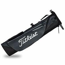 New listing Titleist - Premium Carry Bag - Charcoal/Gray