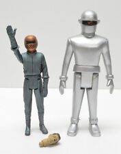 The Day the Earth Stood Still Gort and Klaatu Action Figure MONSTARZ no package