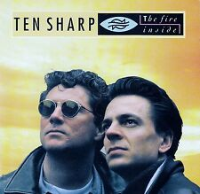 TEN Sharp: the Fire Inside/CD (Columbia col 473886 2) - come nuovo