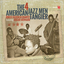 Idrees Sulieman, Osc - The 4 American Jazz Men In Tangier [New CD]